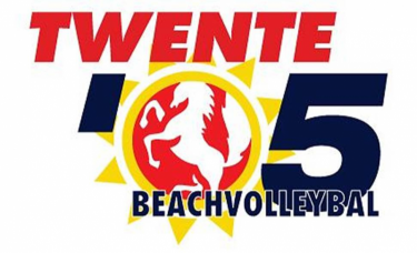 Logo Beachvolleybal vereniging Twente'05